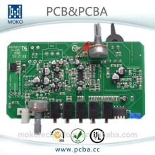 GPS pcb montagem pcba para navegador gps
