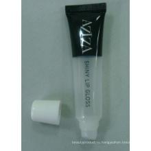 Пластиковые трубы для блестящий блеск для губ