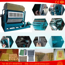Semi-Automatic Paper Pulp Egg Tray Making Machine Production Line