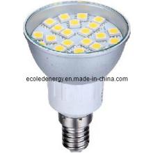 Luz LED E14 SMD con CE y Rhos