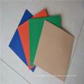 Folha de borracha de quatro cores Folha de borracha de SBR Folha de borracha de neoprene
