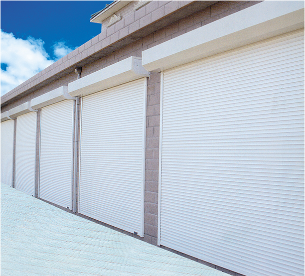 fast speed roller shutter door