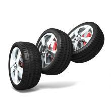 Motor Vehicle Tire 3C