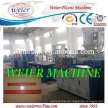 Paneles de revestimiento de pared PVC WPC maquinaria equipo