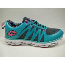 Colorido peso ligero de fitness zapatos para mujer