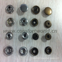 Snap Button Brass One Set