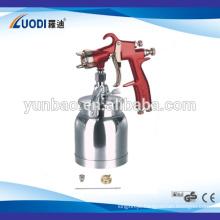 Tipo da alimentação da sução da parede 1000ml Tamanho do bocal 1000ml pulverizador de 1.4mm-2.0mm Hvlp