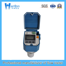 Plastic Blue All-in-One Type Ultrasonic Level Meter Ht-121