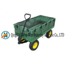 Gartentrolley Tc4211 Rad Handwagen