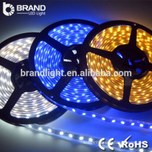 CE ROHS indoor useing SMD5050 7.2w/M RGB led strip light, outdoor christmas street light decoration