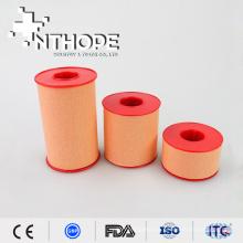 Medizinisches Verbrauchsmaterial Zinkoxid-Pflaster mit CE-Zertifizierung