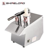 Machine électrique industrielle de coupeur de légume d'acier inoxydable