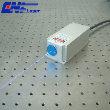 300mW 473nm Laser mit schmaler Linienbreite für das Instrument