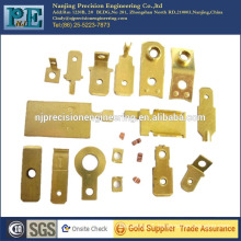 OEM cusotmized brass stamping parts