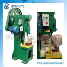 Automatic Breaking Machine for Split Natural Face