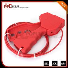 Elecpopular Multipurpose cable de acero de bloqueo y Cable Wire Lockout