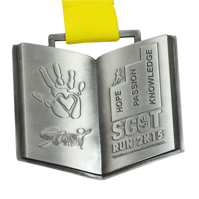 Customer Metal Medal
