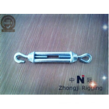 Les ridoirs DIN1480 sont construits en acier électro-galvanisé à vis de haute qualité.