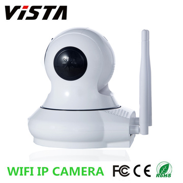 Wireless Wired 960P IR IP Network PTZ Camera P2P Cloud
