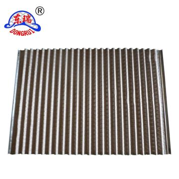 Derrick Corrugated Shaker Screens
