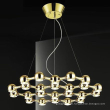 Messing hängende LED-Leuchten (AD10075-24)