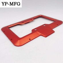High Quality Custom Aluminum Laser Cutting Parts