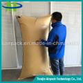 Saco de ar do Dunnage do papel de embalagem para o espaço do recipiente