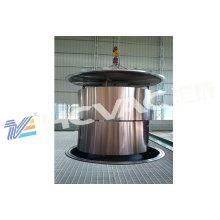 Máquina de revestimento de tinta a vácuo de aço inoxidável PVD, revestimento PVD