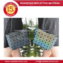 Mini Cube Regenbogen reflektierende Tasche für Frauen