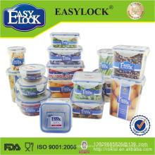 Recipientes de microondas de plástico sem BPA