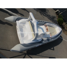rubber boat RIB580 boatinflatable boat rigid hull with CE