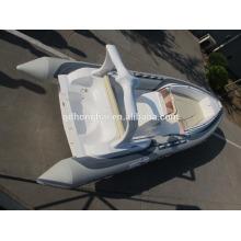 borracha RIB580 boatinflatable barco rígido casco do barco com CE