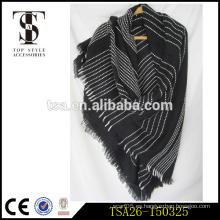 Bufandas impresas aduana para los mantones y las bufandas al por mayor bufandas populares del alibaba del mercado de la India