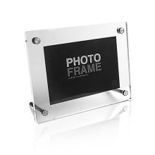 2016 Innovative Acrylic Photo Frame Holder Picture Frame, marco de fotos de plástico