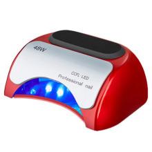 48W LED Nail Lamp LED CCFL Dryer Machine UV Gel Nail Polish Curing