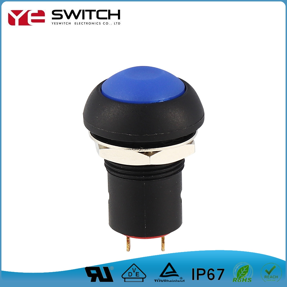 Sub-miniature Push Button Switches