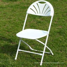 Metal Frame Commercial Plastic Folding Chair for School