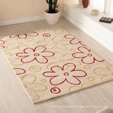 High Quality Acrylic Carpet Rug Customized