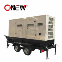 Power Diesel Generator 3 Phase 40kw with Trailer