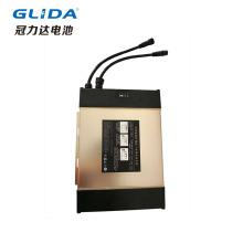Bateria solar de íons de lítio para iluminação pública