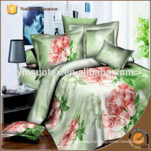 High quality luxury discount bedding set comforter sets bed sheets sets