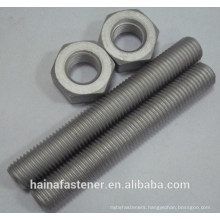 grade10.9 hot dip galvanizing thread Bolt M10-M40