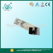 Heat transfer die cut sticker