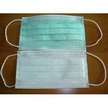 Masque chirurgical non tissé jetable le moins cher (DMDC-001)