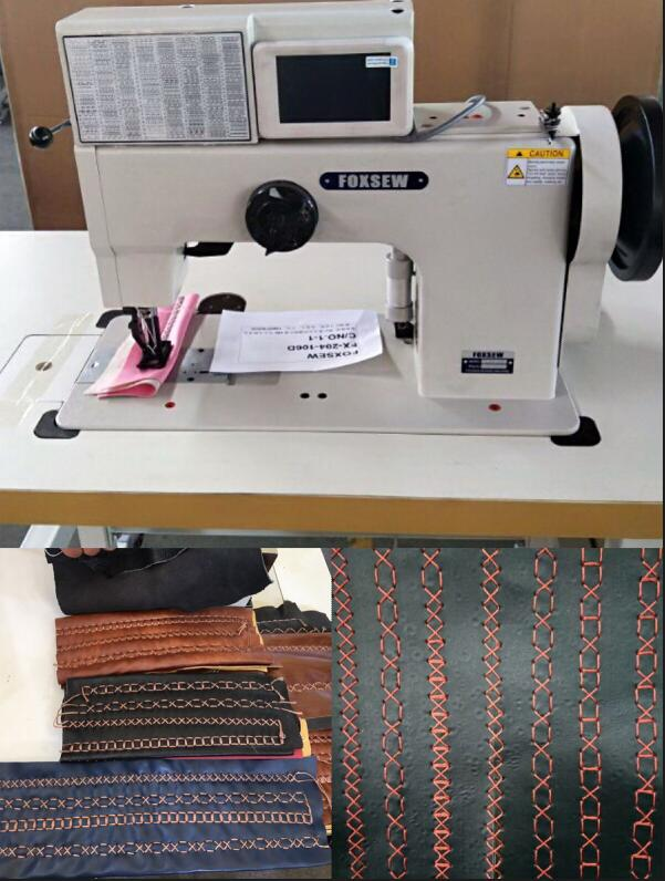 Ornamental Stitch Sewing Machine 2