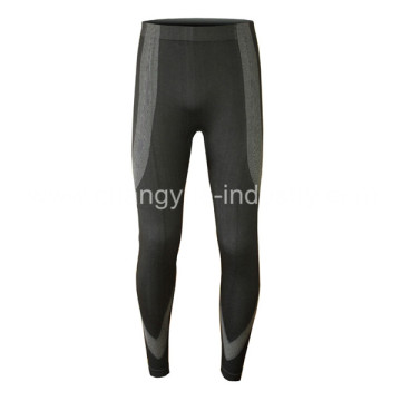 factory supply high fashion mens training sports elastic pants with good spandex