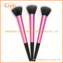 Powder mineral brush for foundation