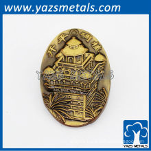 customized high quality 3D commemorate badegs/coin metal craft
