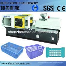 Máquina de moldagem por injeção de caixas de plástico