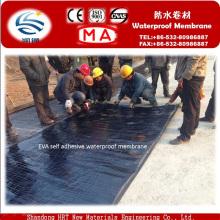 Самоклеящиеся Водонепроницаемый EVA рулонный материал для тоннеля